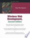 Wireless Web Development