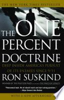 One Percent Doctrine