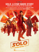 Solo A Star Wars Story Songbook Book