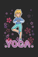 Yoga Girl Notebook