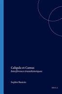 Pdf Caligula Et Camus Telecharger