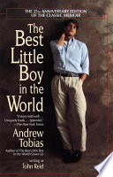 The Best Little Boy in the World Book