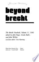 Brecht Jahrbuch