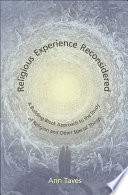 Religious Experience Reconsidered