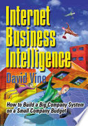 Internet Business Intelligence Book