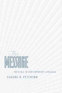 The Message Ministry Edition Case Qty
