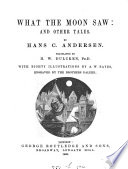 What the Moon Saw Book