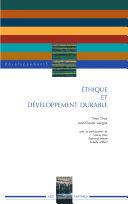 Ethique et développement durable