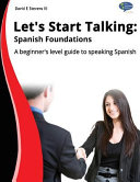 Let s Start Talking  Spanish Foundations
