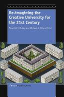 Re-imagining the Creative University for the 21st Century Pdf/ePub eBook