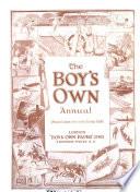 The Boy s Own Annual Book PDF