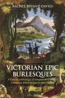 Victorian Epic Burlesques