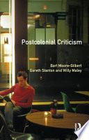 Postcolonial Criticism