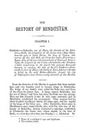 Selections from the History of India and B  gh o Bah  r