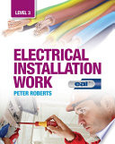 Electrical Installation Work  Level 3
