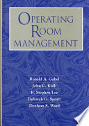 Operating Room Management