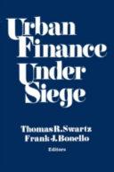 Urban Finance Under Siege Pdf