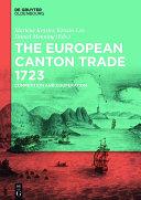 Pdf The European Canton Trade 1723 Telecharger