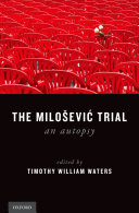 Pdf The Milosevic Trial Telecharger