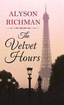 Pdf The Velvet Hours