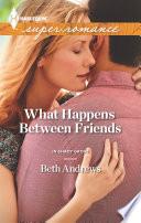 What Happens Between Friends Book PDF
