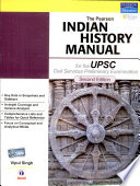 The Pearson Indian History Manual for the UPSC Civil Services Preliminary Examination