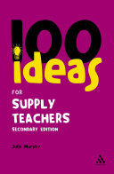 100 Ideas for Supply Teachers