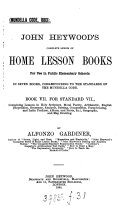 John Heywood s complete series of home lesson books  Code 1883
