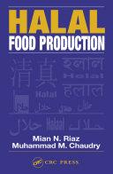 Halal Food Production