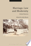 Marriage  Law and Modernity