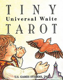 Tiny Universal Waite Tarot Deck of 78 Cards