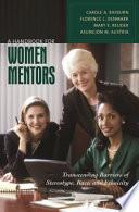 A Handbook for Women Mentors