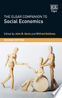 The Elgar Companion To Social Economics Second Edition