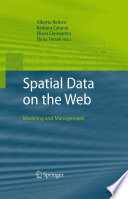 Spatial Data On The Web