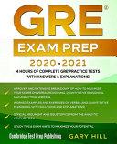 GRE Exam Prep 2020 2021