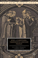 Pdf Jews and Christians in Thirteenth-Century France Telecharger