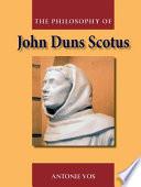 Philosophy of John Duns Scotus