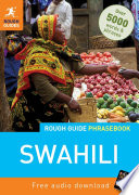 Rough Guide Phrasebook: Swahili