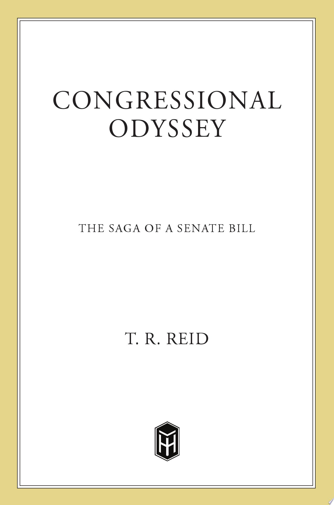 Congressional Odyssey