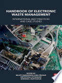 Handbook of Electronic Waste Management