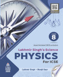 Lakhmir Singh's Science Physics for ICSE Class 8