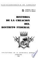 Materiales para el estudio de Caracas  , Bände 5-8