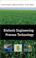 Biofuels Engineering Process Technology