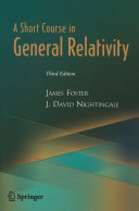 A Short Course in General Relativity [Pdf/ePub] eBook