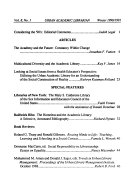 Urban Academic Librarian