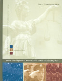 World Encyclopedia Of Police Forces And Correctional Systems