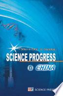 Science Progress in China Book
