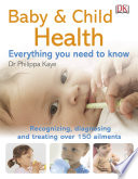 Baby   Child Health Everything You Need to Know