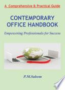 Contemporary Office Handbook