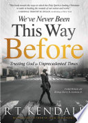 We ve Never Been This Way Before Book PDF